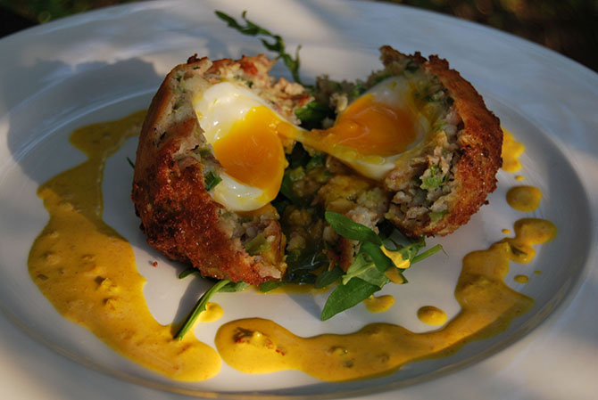 Scotch Eggs Recipe