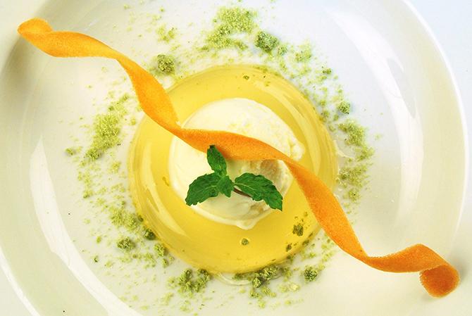 lemon jelly dessert recipe