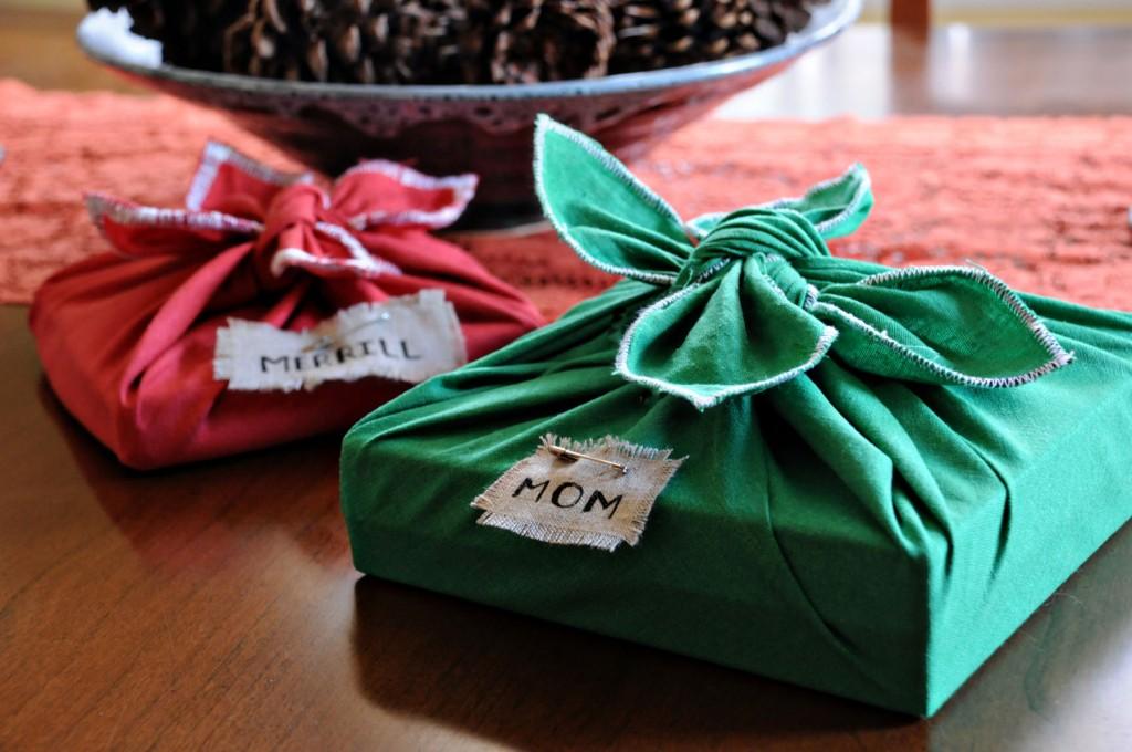 6 Eco-Friendly Gift Wrap Alternatives | Phantom Forest Blog